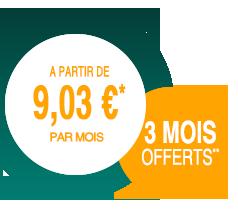 SelfAssurance Animaux Tarif le plus bas à partir de 9.03 euros par mois
